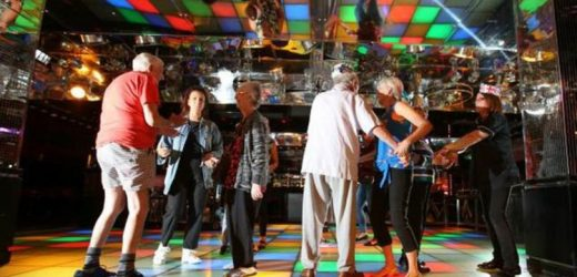Dementia care: Nightclub opens doors to elderly to dance away symptoms