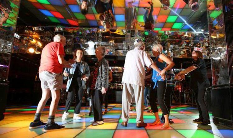Dementia care: Nightclub opens doors to elderly to dance away symptoms