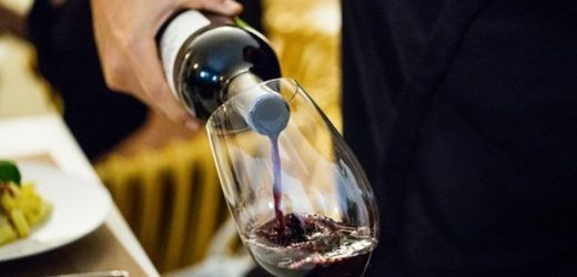 An ingredient in red wine could help relieve stress, research shows
