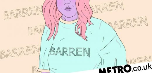 Women are reclaiming the word 'barren' to talk about their fertility issues