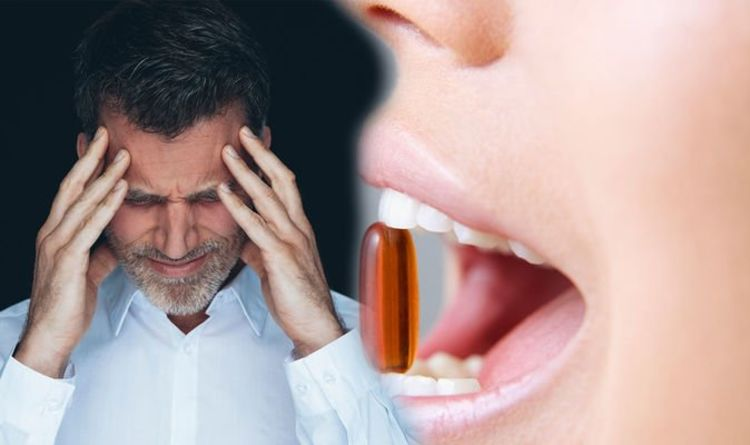 Vitamin B12 deficiency: If your face looks like this it could mean you are deficient