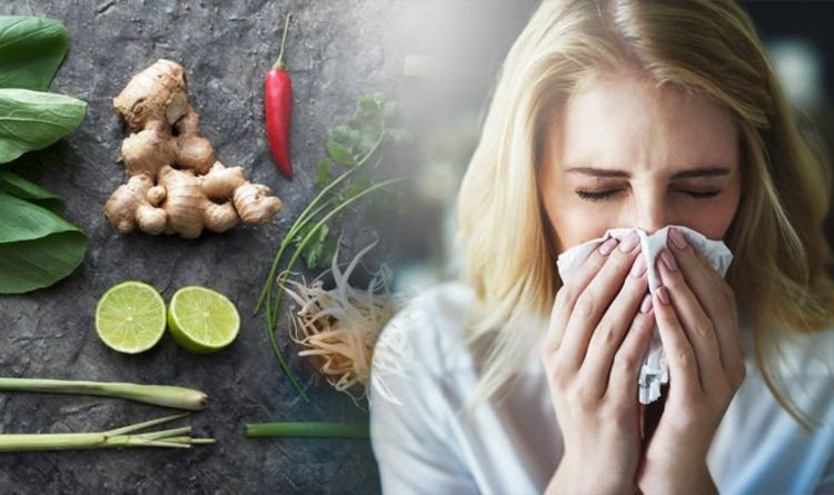 Pollen count: High counts forecast today – eat this food to keep hay fever symptoms at bay