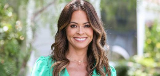 Brooke Burke Doesn't Believe in Mom Guilt: 'It's Toxic' and 'Useless'