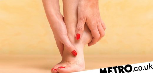 Feet swelling in the heatwave? Here's how to soothe them