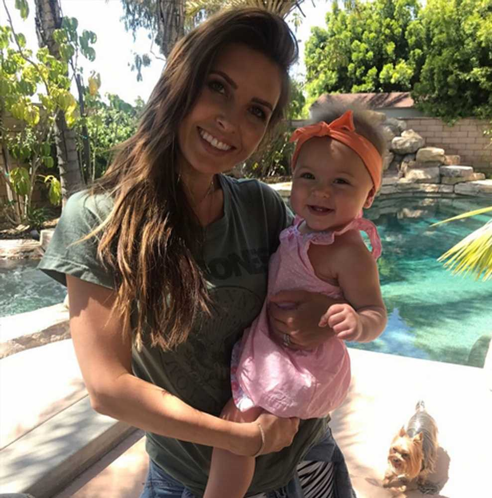 Audrina Patridge Recalls the Moment When Her 3-Year-Old Daughter Kirra Almost Made Her Cry