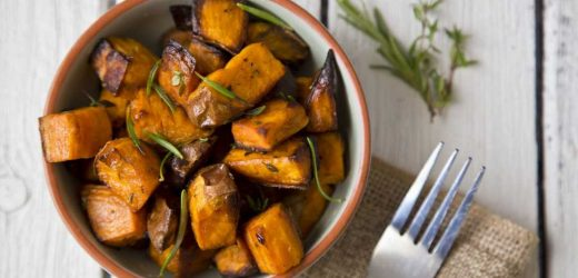 Skip The Yogurt Before Your Next Long Run And Try Eating A Sweet Potato Instead