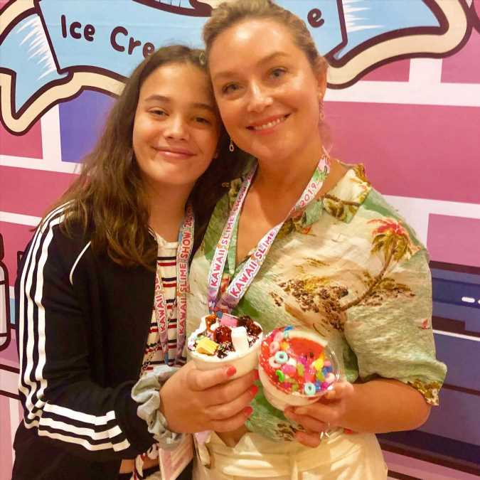 Elisabeth Röhm's Blog: How Slime (Yes, Slime!) Strengthened My Close Connection with My Daughter