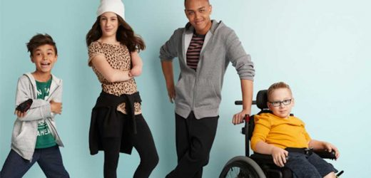 Kohl's Unveils Amazing Adaptive Clothing Line for Differently Abled Kids