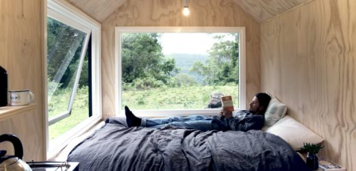 The perfect place to unplug is also ridiculously Instagrammable
