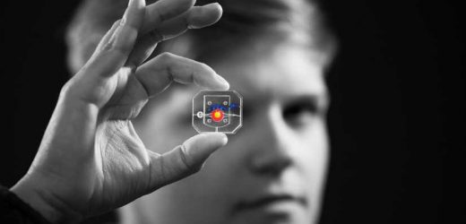 Blinking eye-on-a-chip used for disease modeling and drug testing