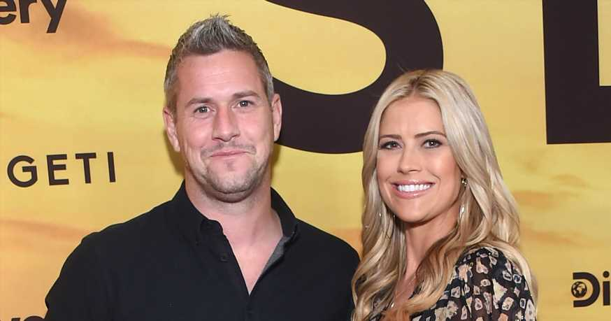 Pregnant Christina, Ant Anstead Have 'No Idea' What to Name Their 1st Child