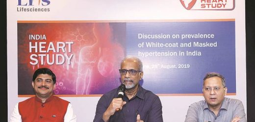 41% patients at risk of being wrongly diagnosed in hypertension cases: Study