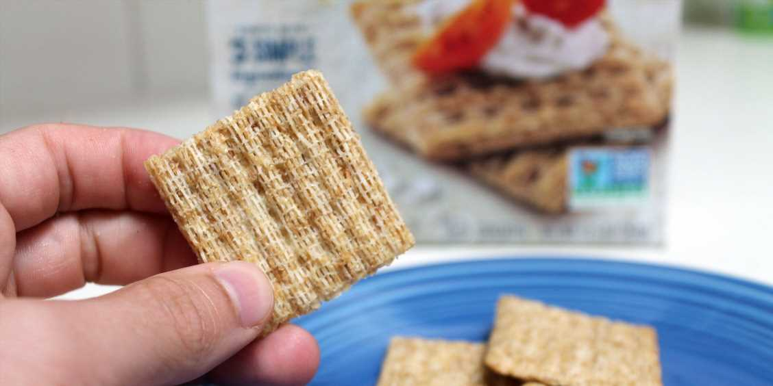 Discovering the Right Way to Eat a Triscuit Has Completely Changed My Life