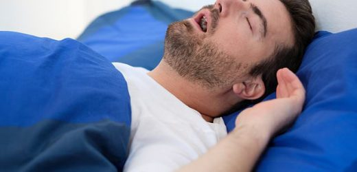 Snoring does NOT make you have a bad night's sleep or feel tired