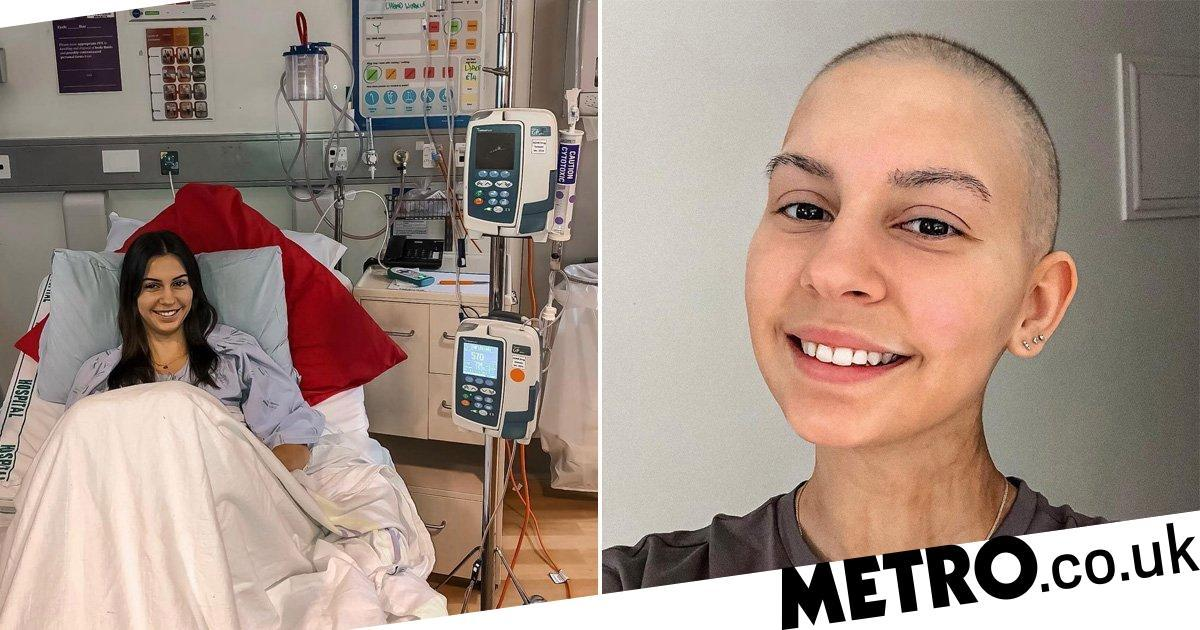 Woman's tummy pain dismissed as constipation turns out to be a massive tumour