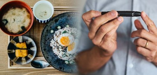 Type 2 diabetes: Eating this Japanese food has been proven to lower blood sugar