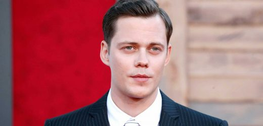 Surprise! Bill Skarsgard Confirms He Welcomed Baby 11 Months Ago