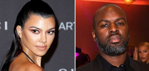 Kourtney Kardashian Defends Parenting Style After Corey Gamble's Comments