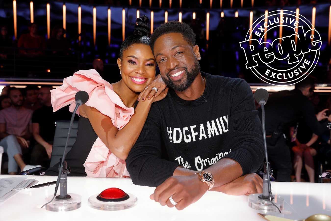 Gabrielle Union Reveals Why Husband Dwyane Wade Won't Let Their Kids Believe in Santa Claus