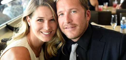 Bode Miller's Pregnant Wife Morgan Shows Off Her Growing Baby Bump: 'Feeling So Much Love'