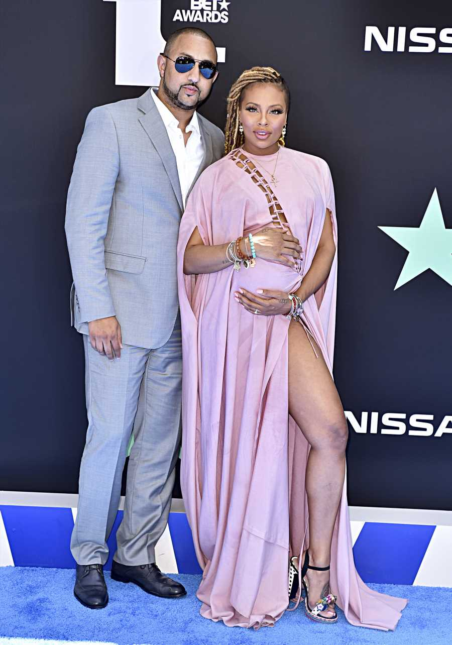 Real Housewives of Atlanta Star Eva Marcille and Husband Michael Sterling Welcome Son