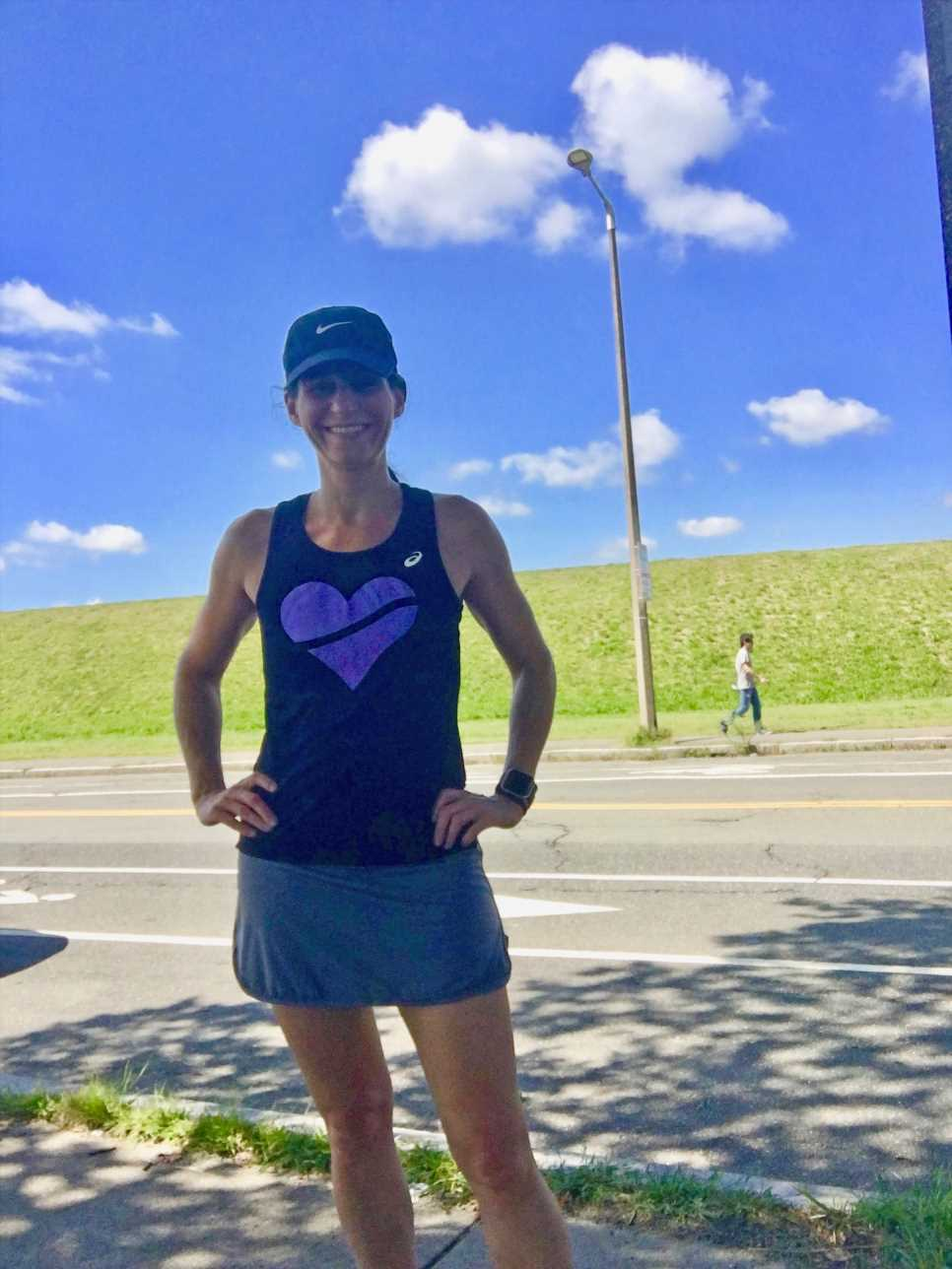 Here's What to Keep in Mind If You Are Over 40 and Training for a Marathon