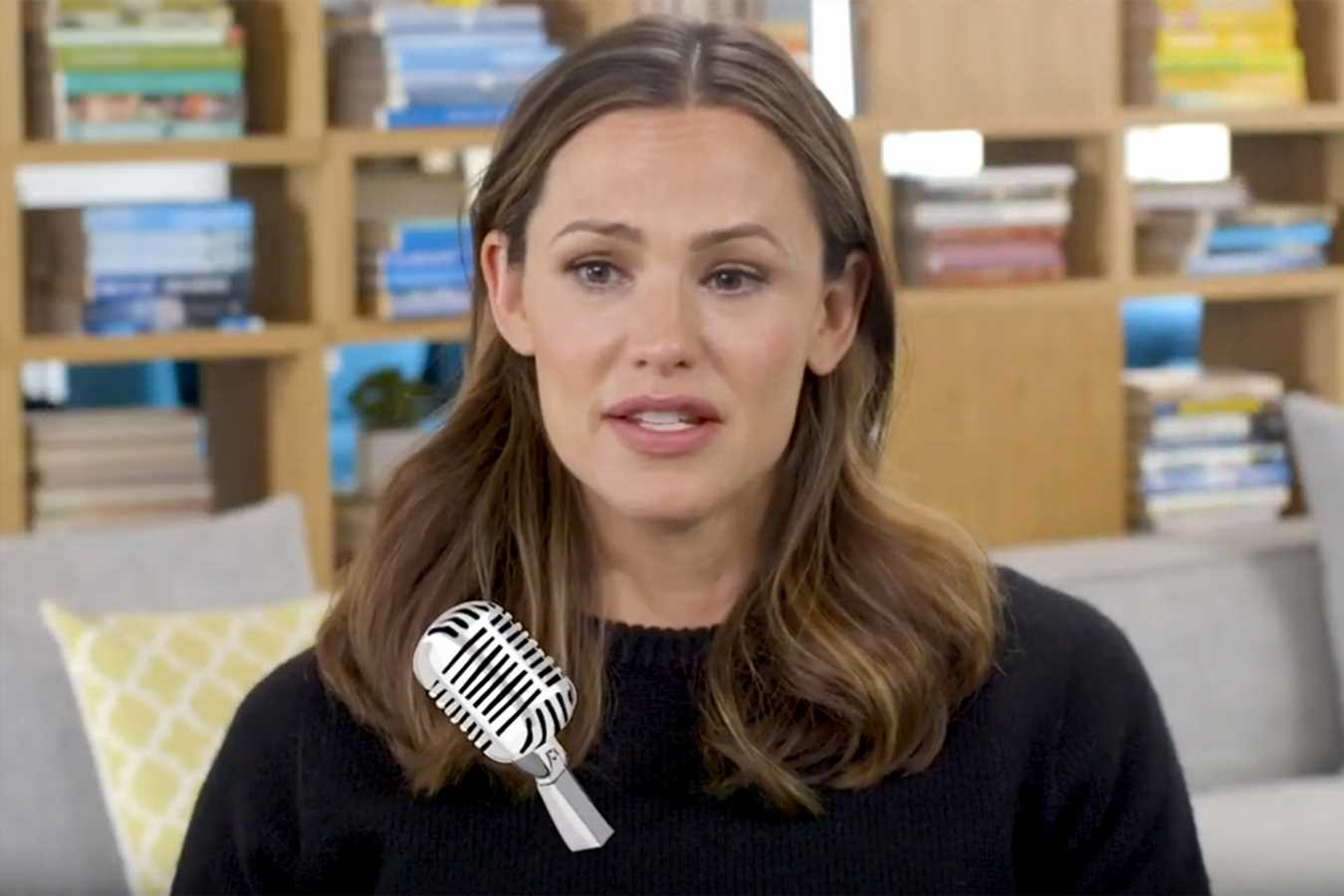 Jennifer Garner Reveals the Creative Game She Plays with Her Kids to Get Them to Try New Foods