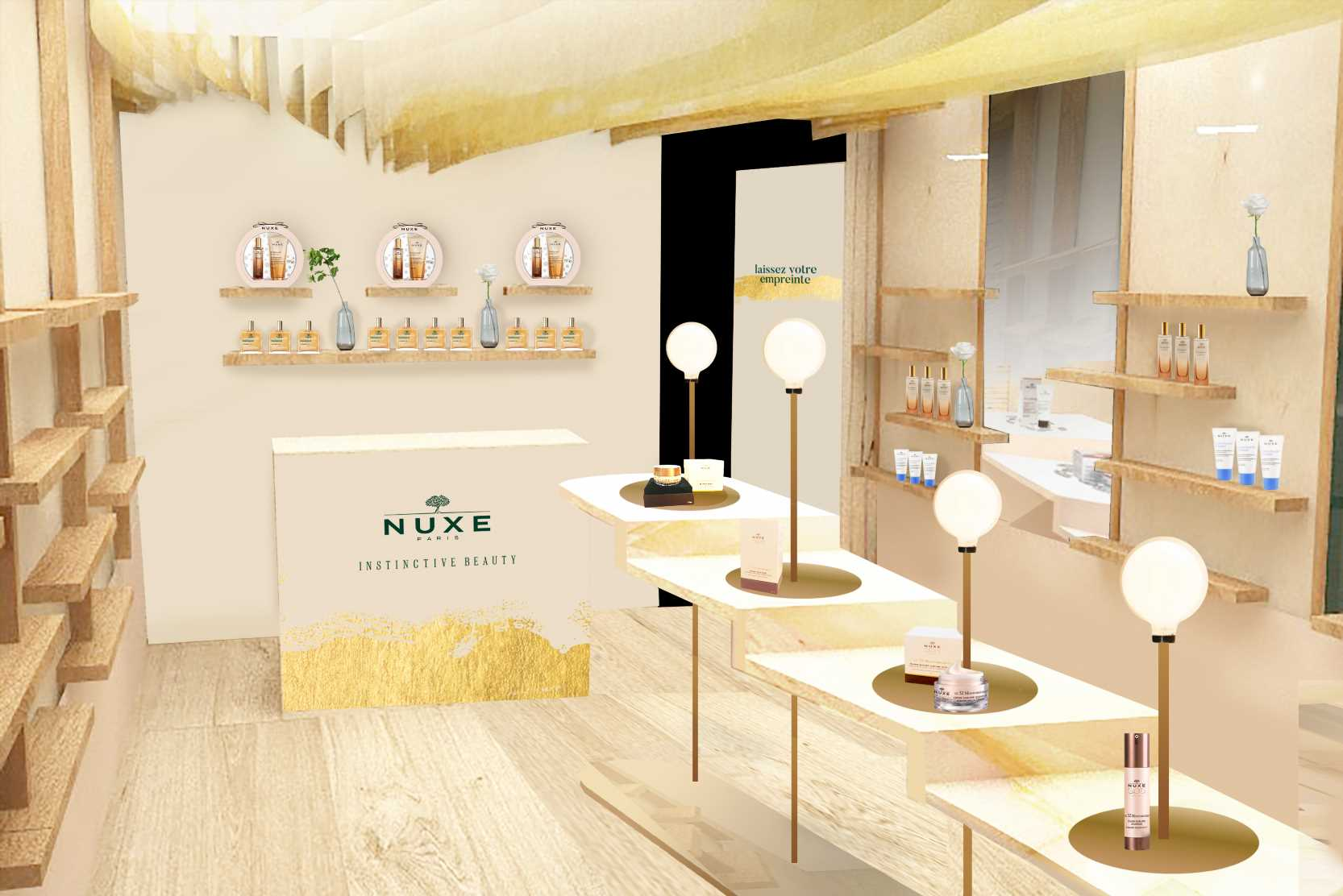Nuxe Sells 45% Stake to Belgian Family Holding Company