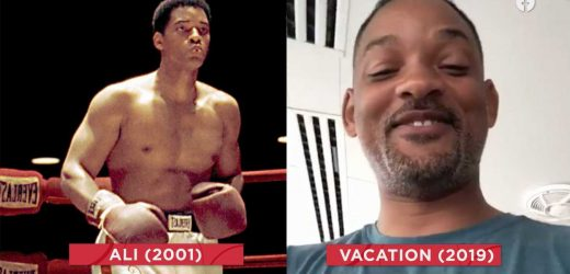 Will Smith Hit 225 Lbs. After Overindulging on Vacation: Family Called Me 'Pudgemuffin'