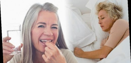 Best supplements for sleep: Take this supplement before bed to get a good night's sleep