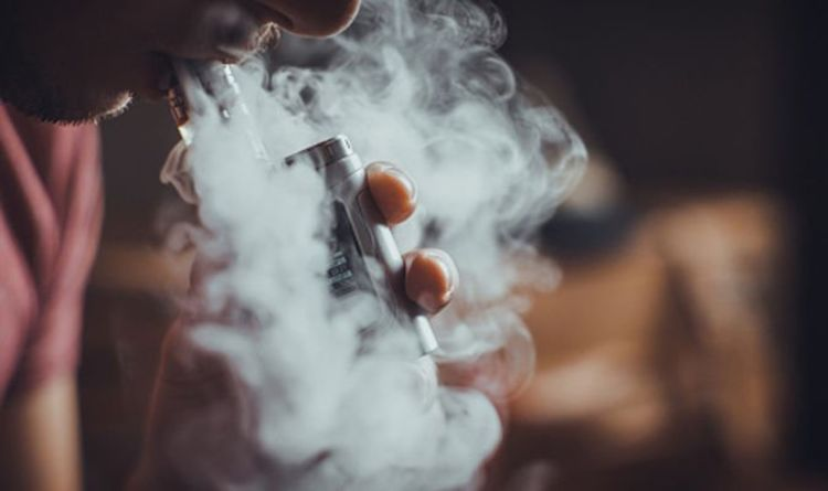Vaping health risks: E-cigarettes could leave 90,000 seriously ill or dead