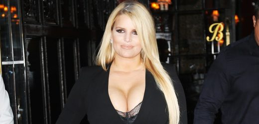 This Is What Jessica Simpson Ate to Lose 100 Lbs After Third Baby