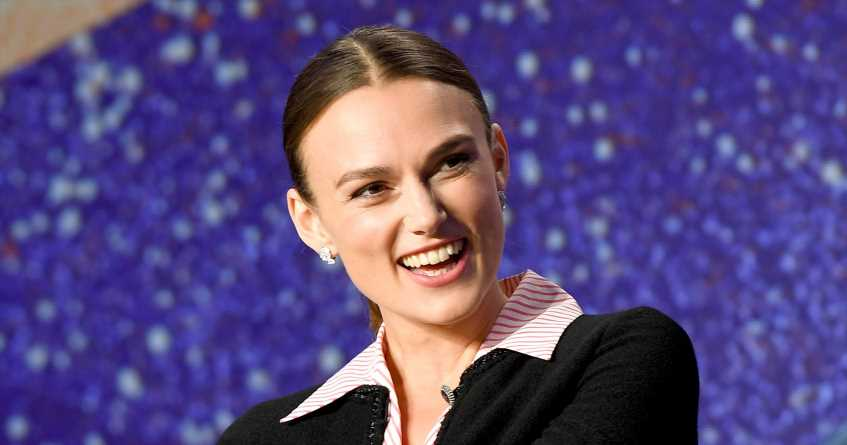 Real Talk!Keira Knightley's Best Parenting Quotes