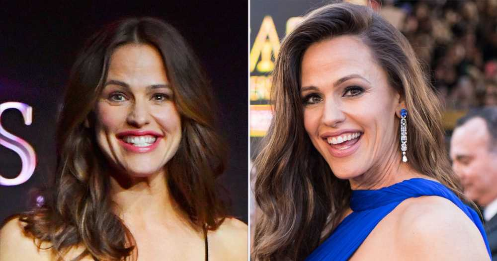 Jennifer Garner Is Redefining Arm Goals!
