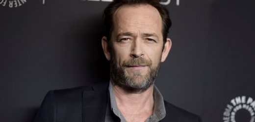 Luke Perry's Kids Sophie & Jack Post Touching Tributes on His 53rd Birthday