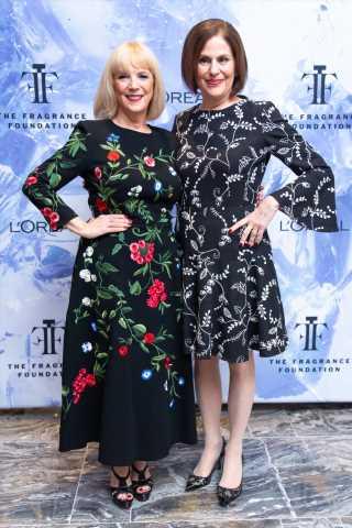 L'Oréal's Carol Hamilton Honored by the Fragrance Foundation