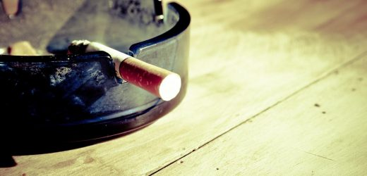 Heavy smoking causes faces to look older