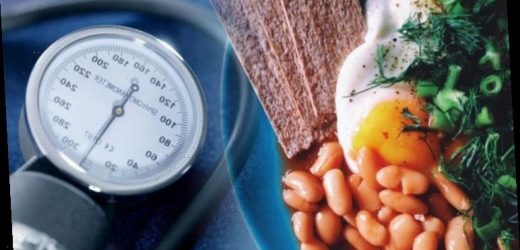 High blood pressure: Avoid eating this food for breakfast if you want to lower reading