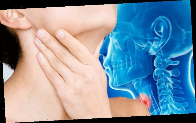 Throat cancer symptoms: Are you at risk? Six key warning signs