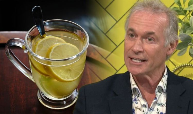 Flu: Dr Hilary Jones reveals the one drink that could lessen symptoms of the winter virus