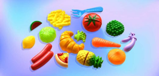 Realistic Play Food Sets That Are a Real Treat for Kids