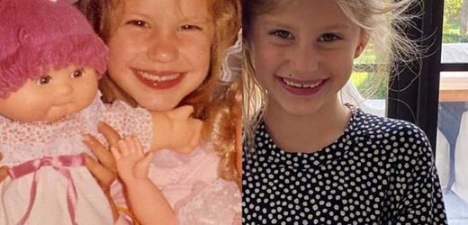 How Far Did They Fall from the Tree? See How Celeb Kids Compare to Throwbacks of Their Parents