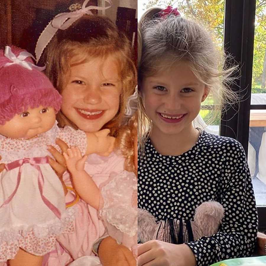 How Far Did They Fall from the Tree?See How Celeb Kids Compare to Throwbacks of Their Parents