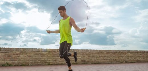 The Surprising Health Benefits Of Skipping Rope