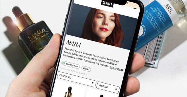 Cult Beauty Partners With Provenance to End Greenwashing With Blockchain Technology