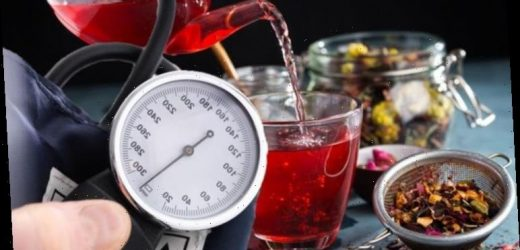 High blood pressure: Include these three herbal teas in your diet to lower your reading