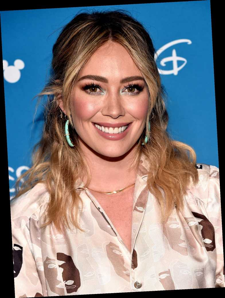 Hilary Duff Hits the Gym After Thanksgiving Holiday: 'I'm Going to Work This Pie Off My Body'