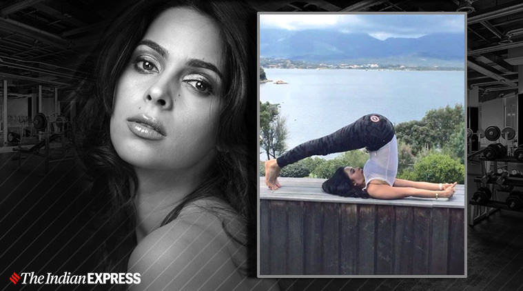 Keep calm and seek some fitness inspiration from Mallika Sherawat