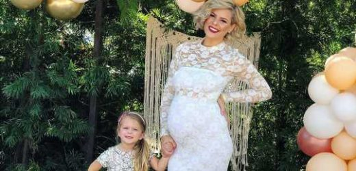 Inside Kimberly Caldwell's 'Extra Special' Boho-Chic Baby Shower for Second Daughter on the Way