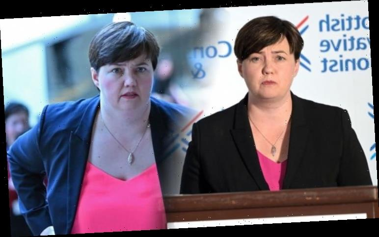 Ruth Davidson health: Former Scottish Conservative leader's long-term health battle